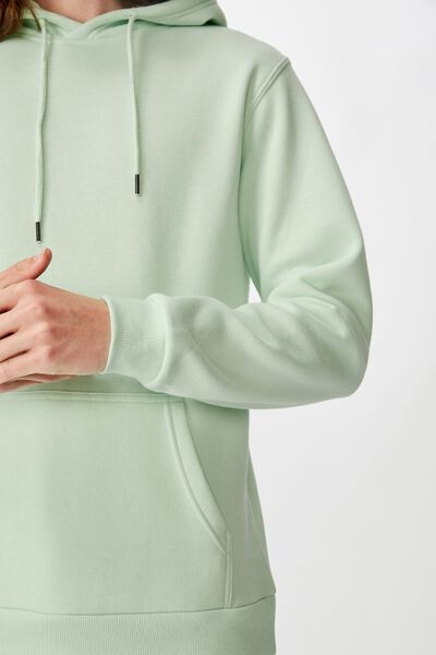 Basic Hoodie, MAGIC MINT