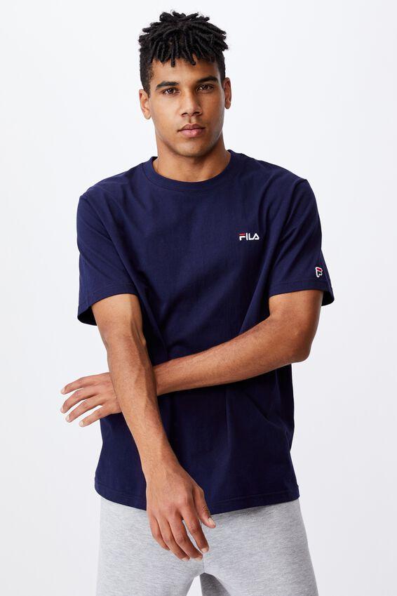 Fila Lcn Classic T Shirt, NAVY/ICON