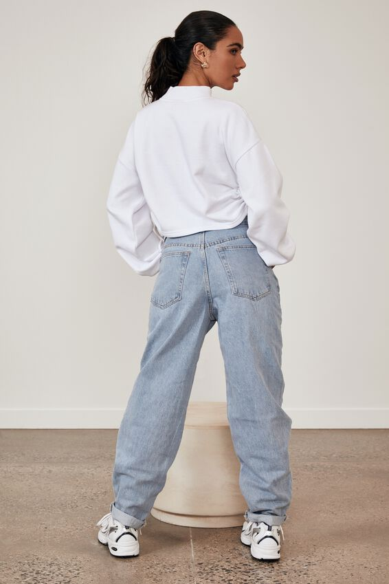 Slouchy Jean, 90'S BLUE