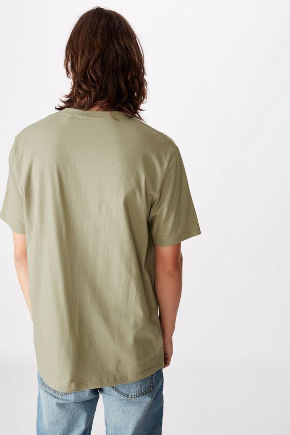 Regular T Shirt, PISTACHIO GREEN