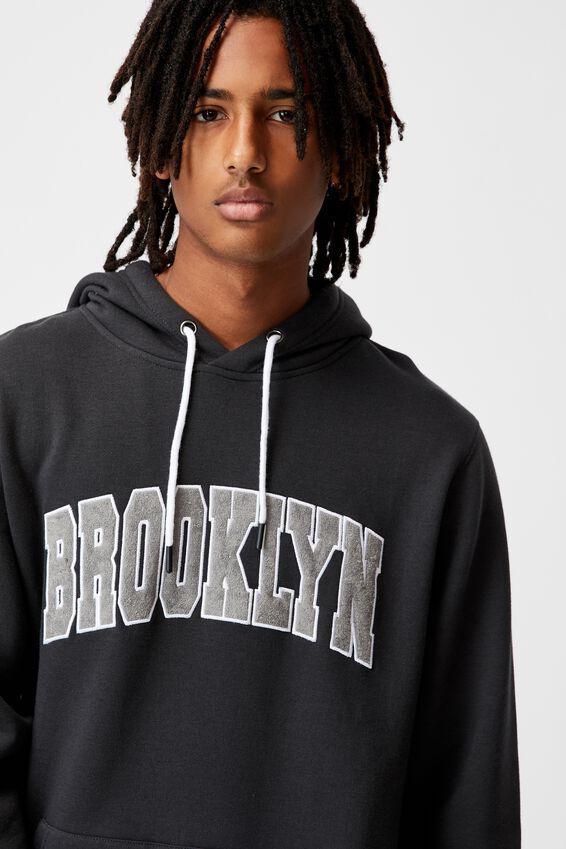 Elite Hoodie, SLATE/BROOKLYN