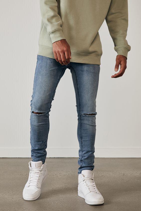 Super Skinny Jean, CALI BLUE