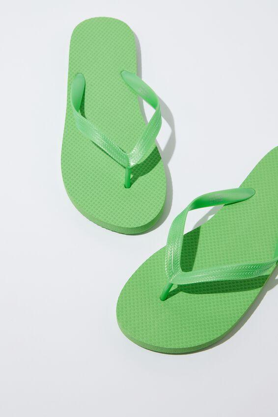 Flip Flop, NEON GREEN