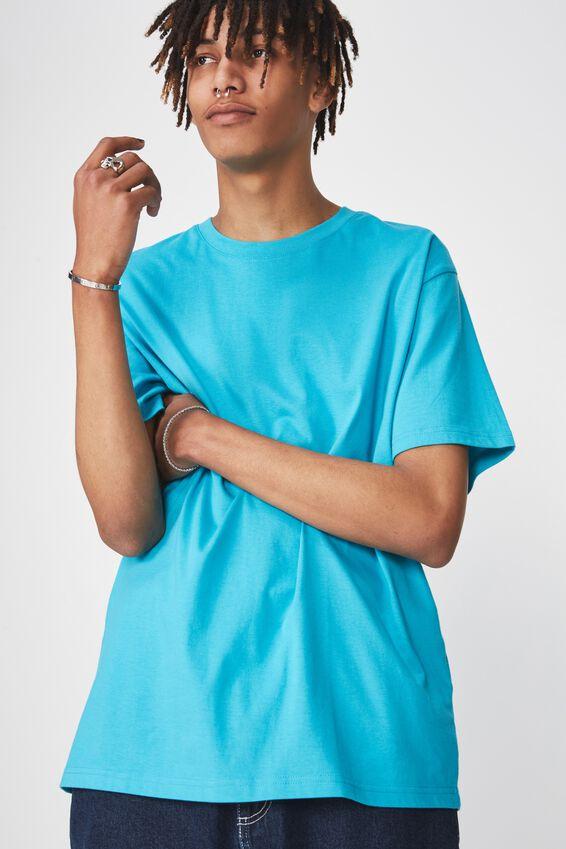 Classic T Shirt, SCUBA BLUE