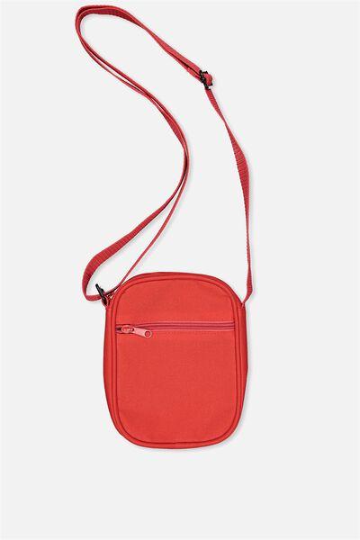 Festival Crossbody Bag, RED