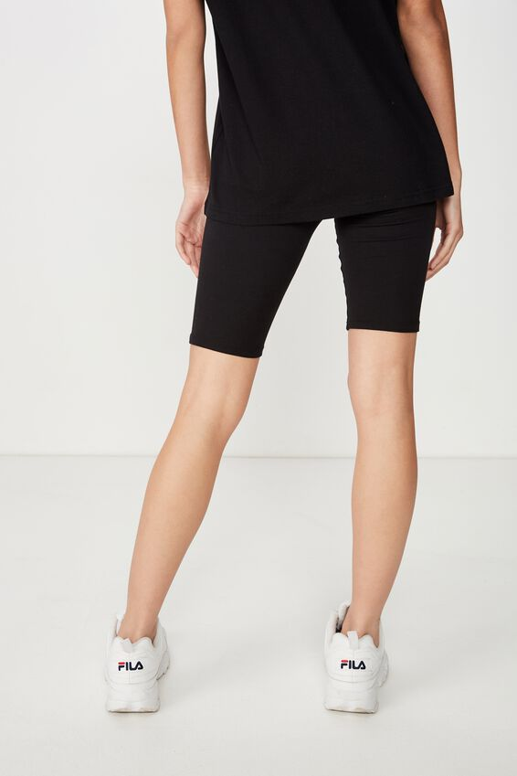 Basic Bike Short, BLACK