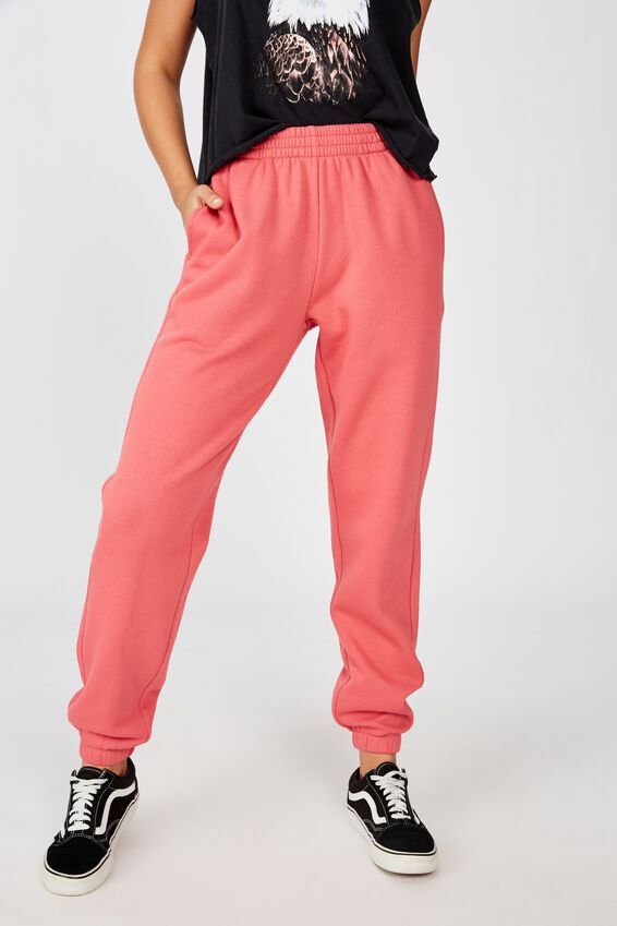Classic Trackpant, VINTAGE RED