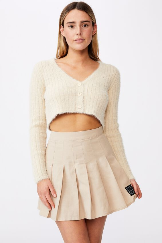 Pleated Skirt, HUMUS