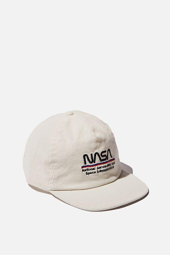 License Cord Service Cap, NASA