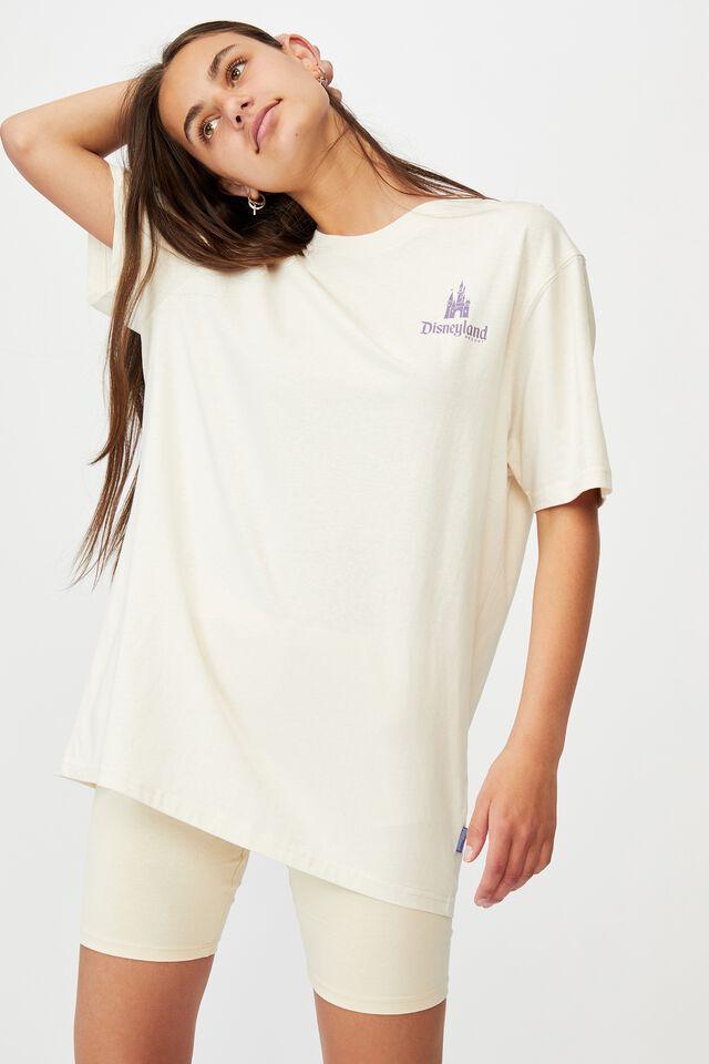 Regular License T Shirt, LCN DIS IVORY/SO FRIENDLYABLE