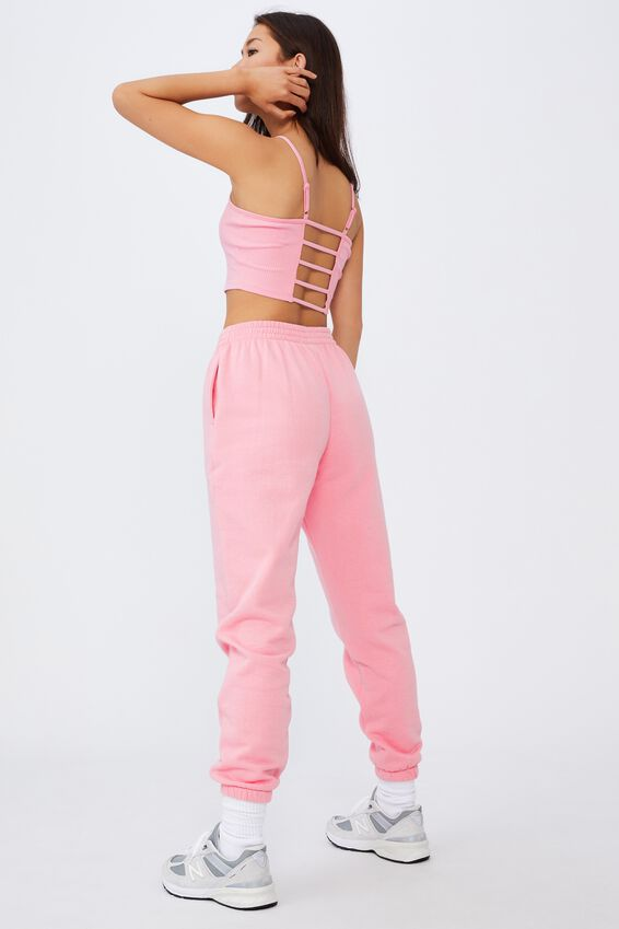 Classic Trackpant, BABE PINK