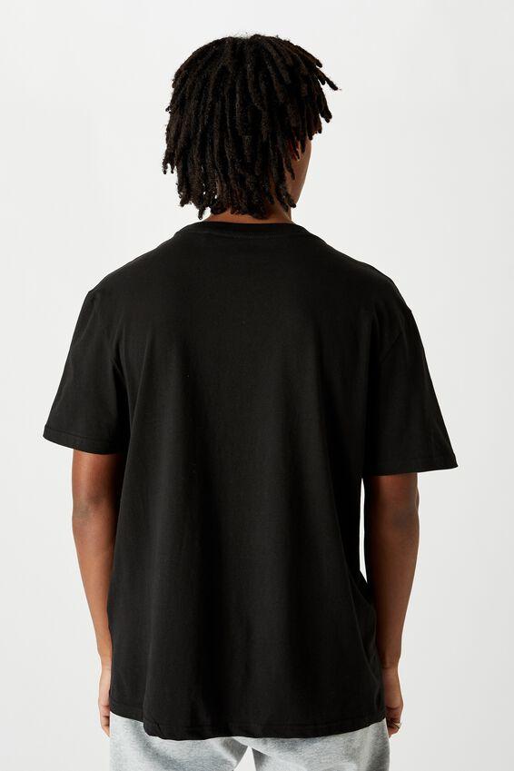Regular Graphic T Shirt, CHOCCY MILK