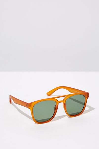 Preppy Topbar Sunglasses, M. INCA GOLD_GNR