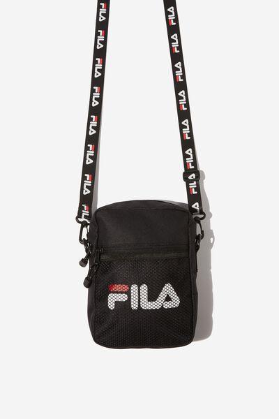 Fila Lcn Pouch Bag, BLACK