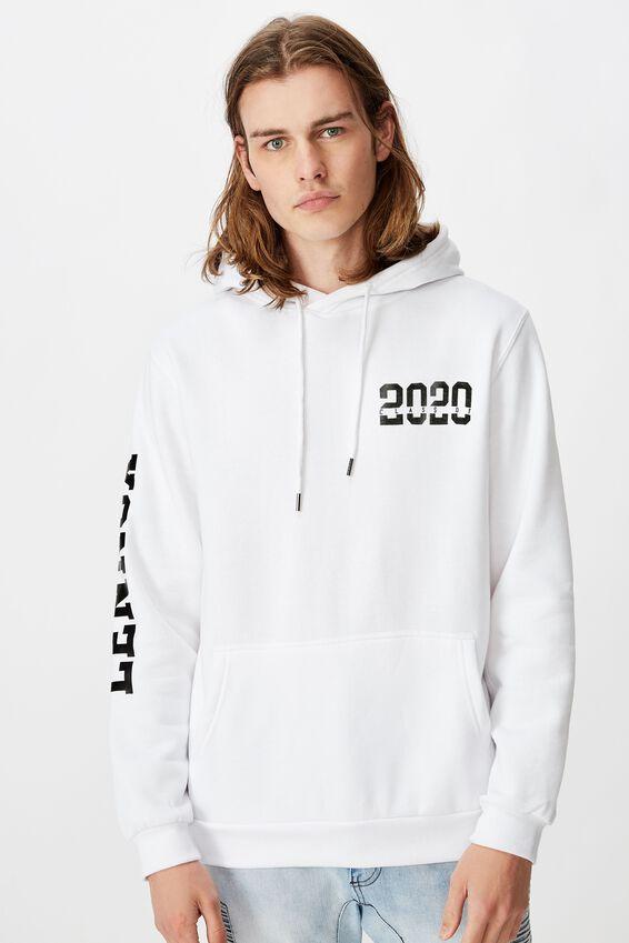 Personalised Basic Hoodie, WHITE