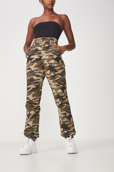 Womens Leggings And Pants  Womens  Factorie-6587