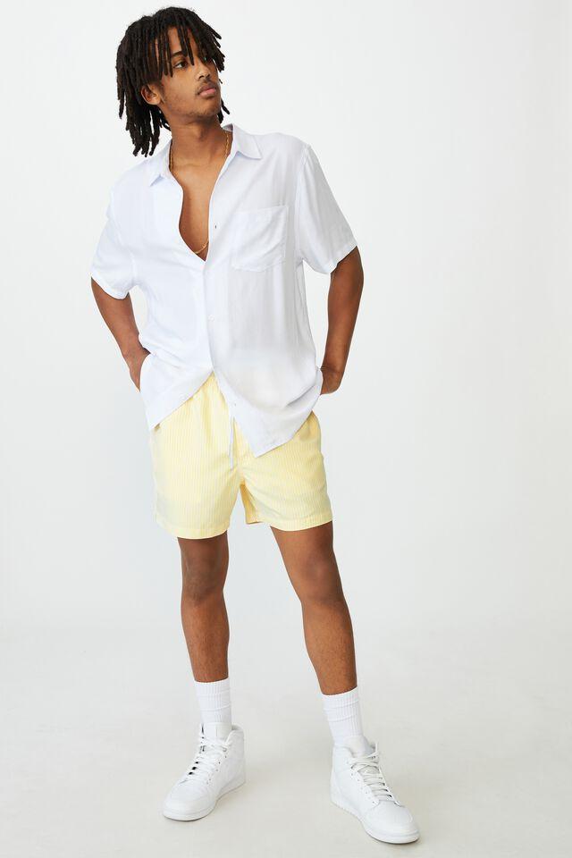 Resort Short, YACHT CLUB YELLOW