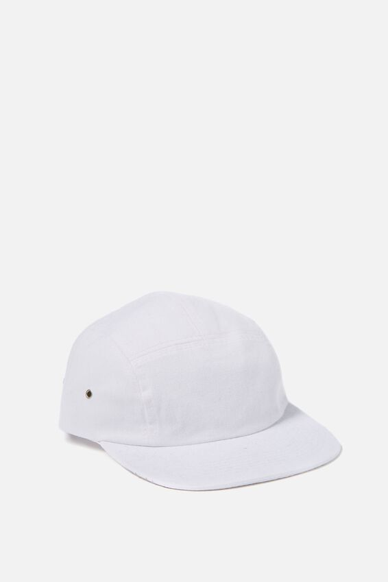 Surf Cap, WHITE