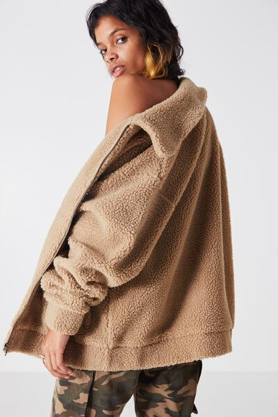 Teddington Coat, BURNT BUTTER