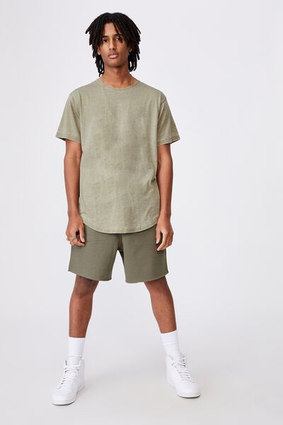 Track Short, ARMY GREEN