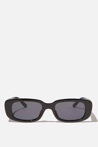 Mia Mode Sunglasses, BLACK