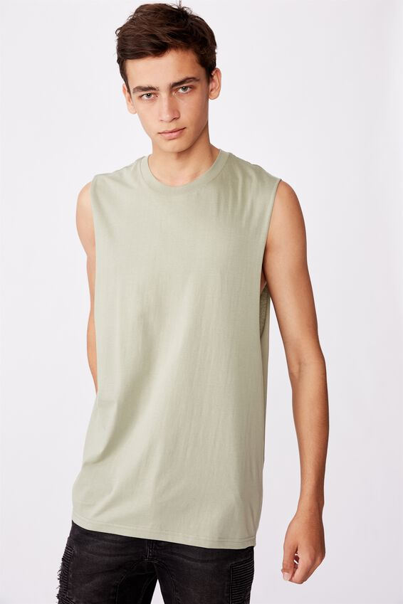 True Muscle Tank, FERN