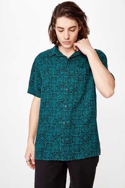 Resort Shirt, TALES GEO