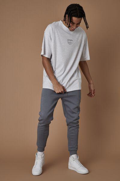 Basic Track Pant, FOG