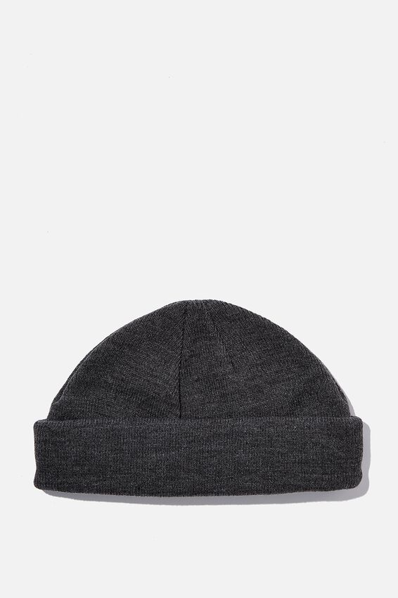 Fisherman Beanie, GREY