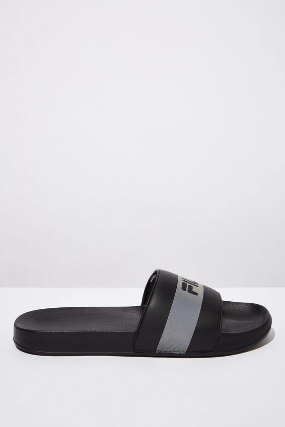 Fila Slides, BLACK REF
