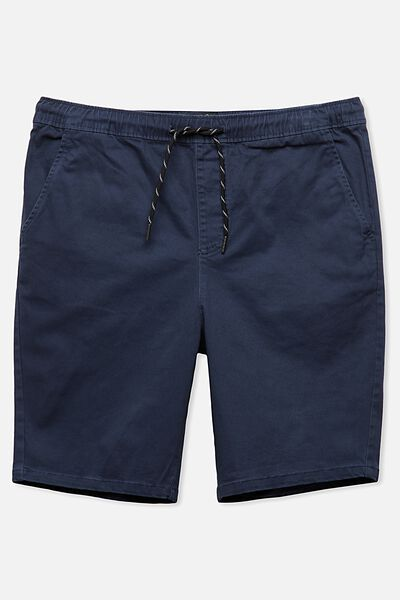 The Cult Short, BLUE INK