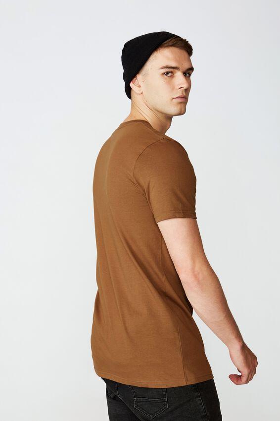 Slim T Shirt, GINGER