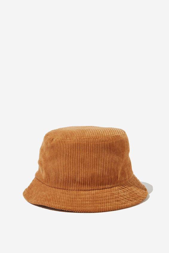 77be6fcb33f0d8 Cord Bucket Hat | Men's Fashion & Accessories | Factorie