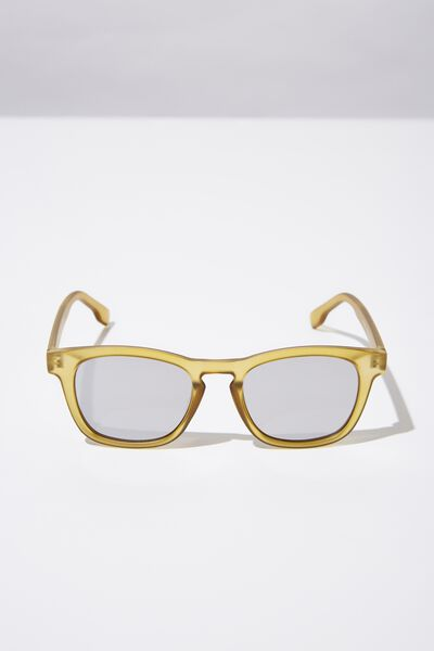 Waymax Sunglasses, FRO YELLOW_MIRROR