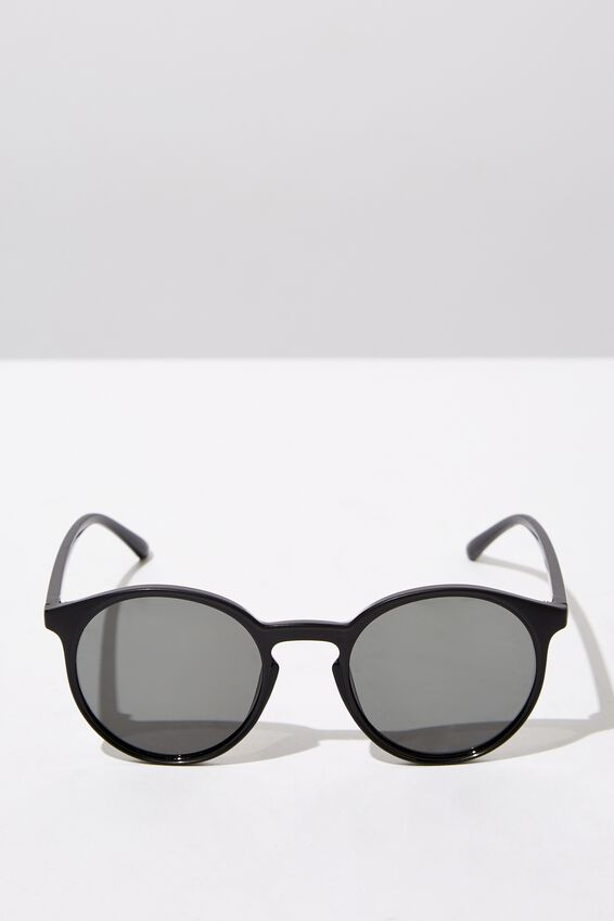 Round Reese  Sunnies, S BLK_BLK TINT