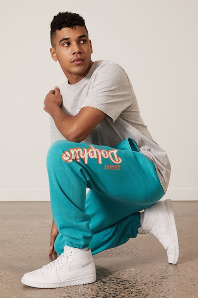Relaxed Nfl Trackpant, LCN NFL TURQUOISE/DOLPHINS