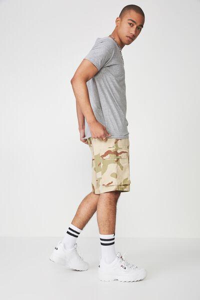 Cargo Shorts, DESERT CAMO
