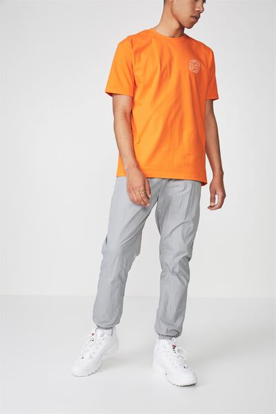 Shell Track Pant, MONUMENT