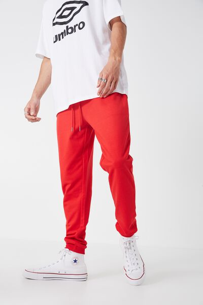 Grad Trackie, FIRE ENGINE RED