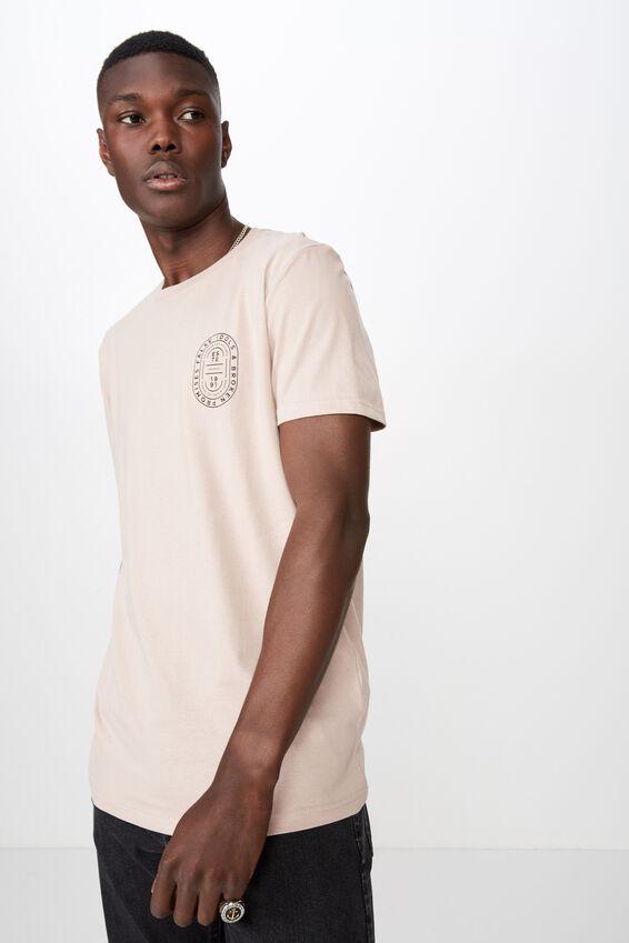 Slim Graphic T Shirt, SPHINX/FALSE PROMISES