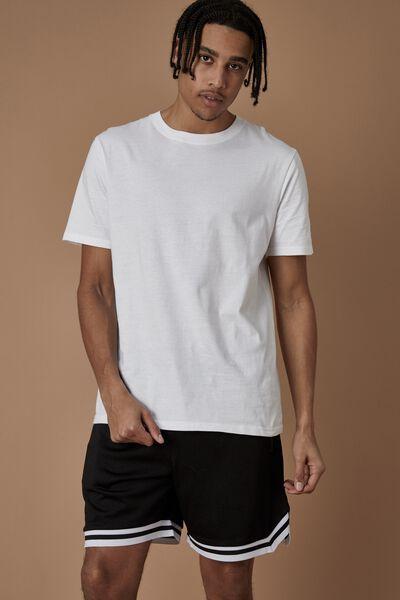 Regular T Shirt, WHITE