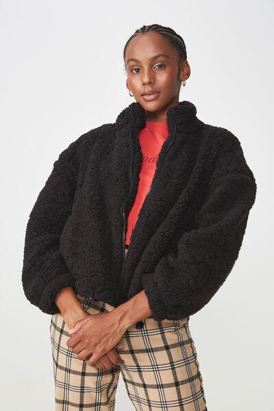 Teddy Bomber, BLACK