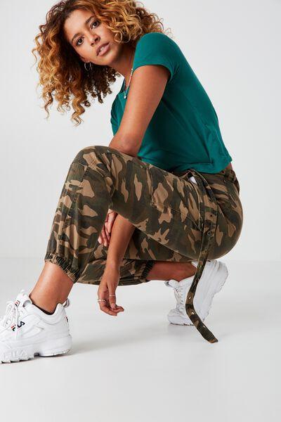 Military Pant, CAMO