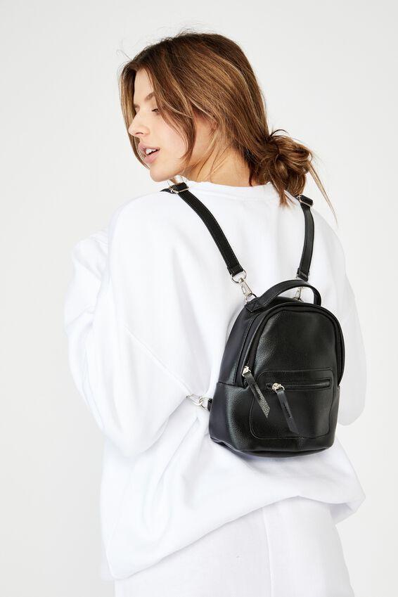 Mini Essential Bag, BLACK