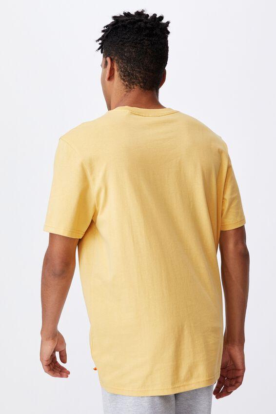 Regular Pop Culture T Shirt, LCN KOD CHALK YELLOW/KODAK