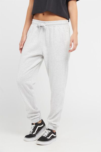 Tempe Trackpant, GREY MARLE