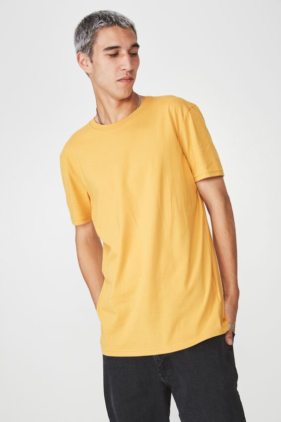 Slim T Shirt, HONEYCOMB