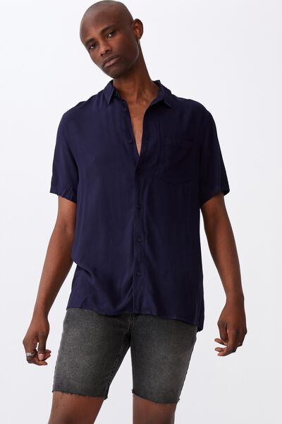 Resort Shirt, NAVY