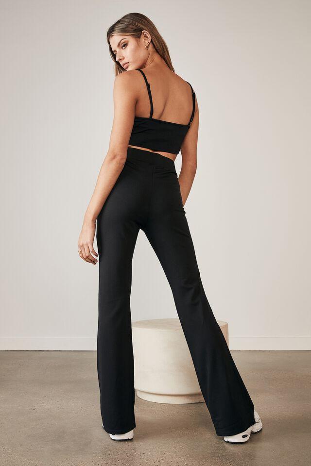 Hype Pull On Pant, BLACK