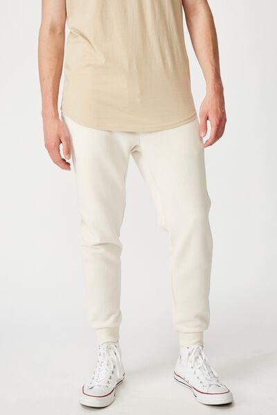 Basic Track Pant, IVORY